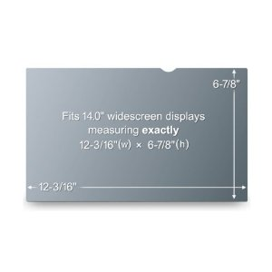 Privacy Filter- 3M PF14.1W Widescreen Laptop privacy screen (16: